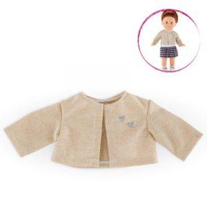 Corolle Gilet doré - Vêtement pour poupée