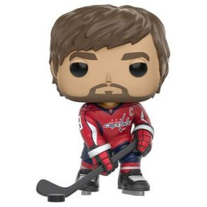 Funko Figurine Pop! NHL Pop! Hockey Alex Ovechkin (Washington Capitals)