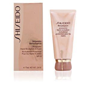 Shiseido Revitaliseur protecteur pour les mains SPF 8