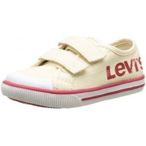 Levi's Gozilla, Sneakers Basses Mixte Enfant, Beige, 34 EU
