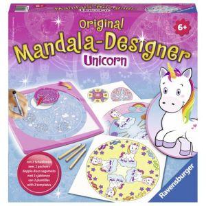 Ravensburger Mandala designer classique - jeu créatif - licornes