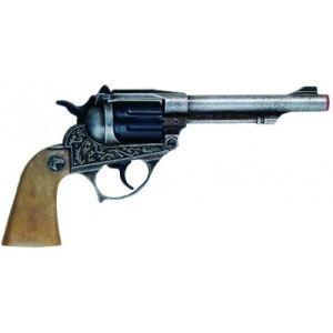 Pistolet cow-boy Western en métal