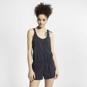 Nike Combishortà motif léopard Hurley Coastal pour Femme - Gris - Couleur Gris - Taille M