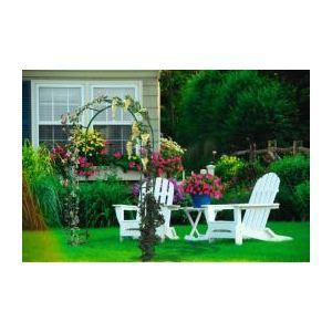 Intermas Gardening 190100 - Arche de jardin Classic Arch 1,2 x 0.40 x 2,40 m