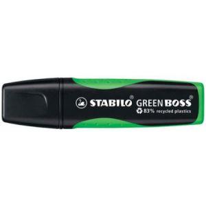 Stabilo Green Boss Vert - Surligneur