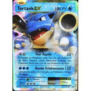 Asmodée Tortank Ex - Carte Pokémon 21/108 180 Pv Xy Evolutions