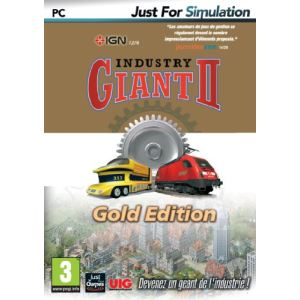 Industry Giant II Gold Edition - Le jeu + l'extension [PC]