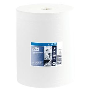 Tork Carton de 6 bobines d'essuyage Wiper 420 à dévidage central
