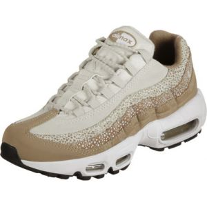 Nike WMNS Air Max 95 PRM Femme, Multicolore Canteen/Light Bone/Black 201, 39 EU