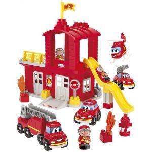 Ecoiffier Caserne de pompiers Abrick