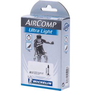"""Michelin Aircomp 27/28"""" A1 Presta 60 mm valves SV 52mm - Chambre à air"""