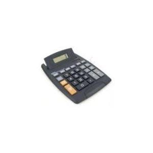 FA86800 - Grande calculatrice de bureau solaire 8 chiffres