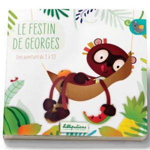 Image de Lilliputiens Livre Le festin de Georges