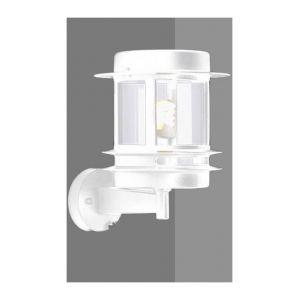 Lo Design Applique extérieure contemporaine -YAO YAO-DA2 Blanc fonte d'aluminium LO00011652 - fonte d'aluminium - Blanc