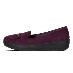 FitFlop Ballerines LOAFER violet - Taille 36,37,38