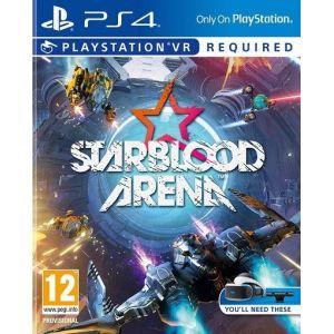 StarBlood Arena sur PS4
