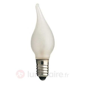 Konstsmide 3 ampoules E10 3W 16V