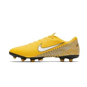 Nike Chaussures de foot Mercurial Vapor 12 Academy Neymar MG jaune - Taille 40,42,43,44,45,46,42 1/2,44 1/2