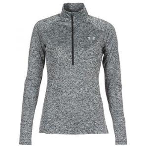 Under Armour Tech 1/2 Zip - Twist Sweat-Shirt Femme, Noir, FR (Taille Fabricant : XS)