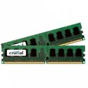 Crucial CT2KIT51272AF667 - Barrettes mémoire 2 x 4 Go DDR2 667 MHz CL5 240 broches