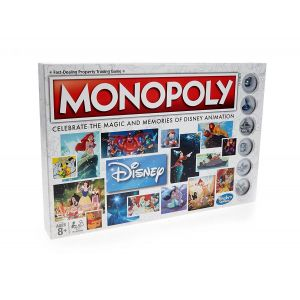 Hasbro Monopoly Disney