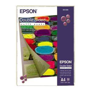 Epson C13S041569 - 50 feuilles papier couché double face 178g/m² (A4)