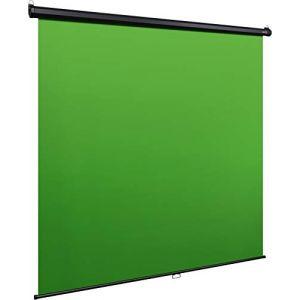 Corsair Elgato Green Screen MT - Fond vert rétractable pour incrustations