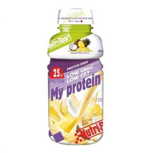 Nutrisport Isotonique My Protein Drink Pineapple And Coconut 12 Units