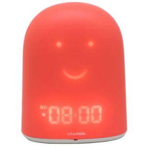 UrbanHello REMI Rose - Babyphone, Coach du sommeil et Réveil matin