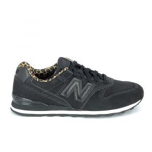 New Balance Chaussures WL996CK Noir Leopard Noir - Taille 36,37,38,39,40