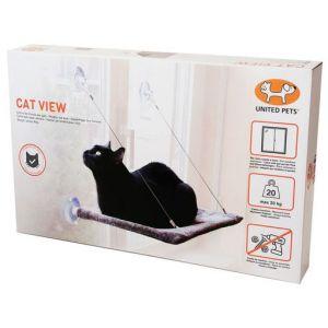 United Pets Chaise Transat De Fenêtre Pour Chats