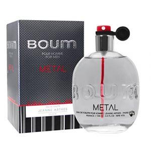Jeanne Arthes Eau de Toilette Boum Homme Metal - 100 ml