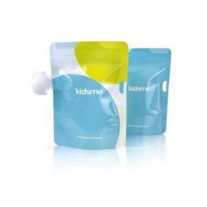 Kidsme Sac alimentaire réutilisable avec adaptateur - 2 sacs