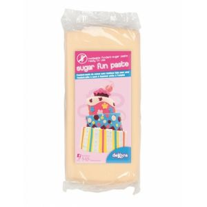 Dekora Pâte à sucre peau - Bloc 250g