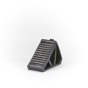 Mottez Cale de roue caoutchouc M010SGM