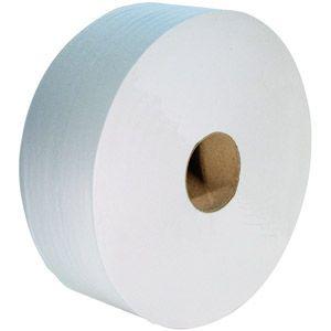 Jvd Papier toilette Jumbo - 6 rouleaux - 350 m