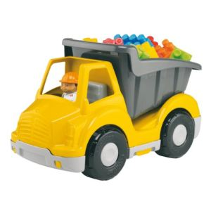 Ecoiffier 1483 - Abrick : Camion benne