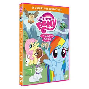 My little pony : Un Animal Pour Rainbow Dash [DVD]