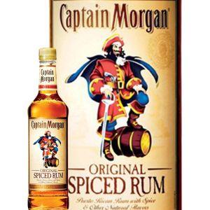 Captain morgan Spiritueux à base de rhum, 35% vol. - La bouteille de 70cl