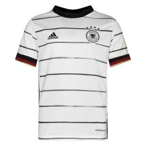 Adidas Sport - Allemagne maillot dom jr 20 - Blanc 14 ANS