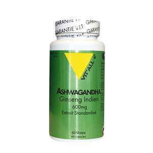 Vit'All + Ashwagandha 600mg - 60 Végicaps