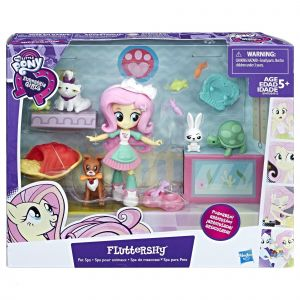 Hasbro My Little Pony La clinique vétérinaire de Fluttershy