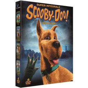 Coffret Scooby-Doo ! - Scooby-Doo, le film + Les monstres se déchaînent + Le mystère commence + Scooby-Doo et le monstre du Lac