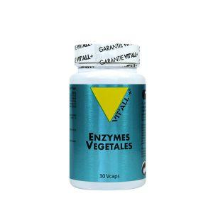 Vit'All + Enzymes végétales - 30 capsules végétales