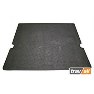TRAVALL Tapis de coffre baquet sur mesure en caoutchouc TBM1011