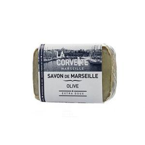 La Corvette Savon de Marseille Olive hypoallergénique