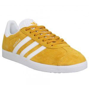Adidas Gazelle chaussures jaune T. 39 1/3