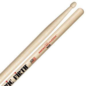 Vic Firth American Classic Extreme 5A (X5A) - Baguettes pour batterie électronique et acoustique