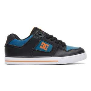 DC Shoes Pure - Baskets - Noir