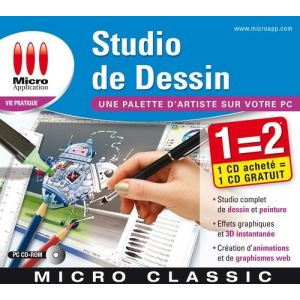 Dessinateur studio pour Windows